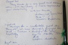 Excerpt aug.2012 Australia guest